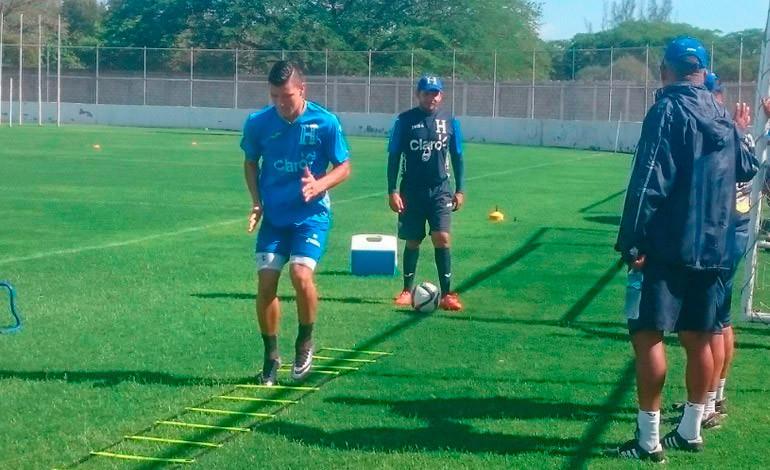 VÍDEO: Selección de Honduras continúa preparándose en Comayagua