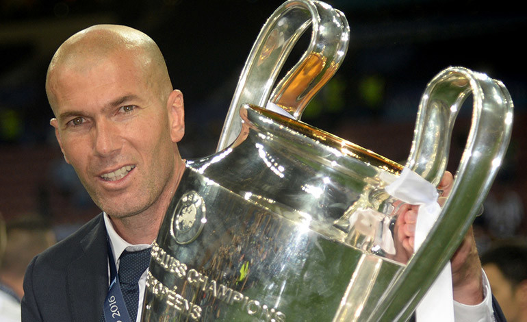 ¿Será Zidane la estrella que guíe al Real Madrid a la 'Duodécima'?