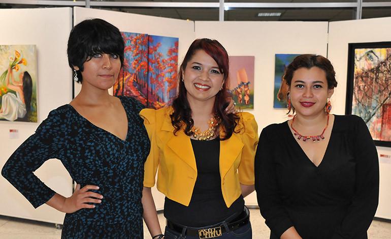 Melissa Fibonacci y Liliana Rodríguez.