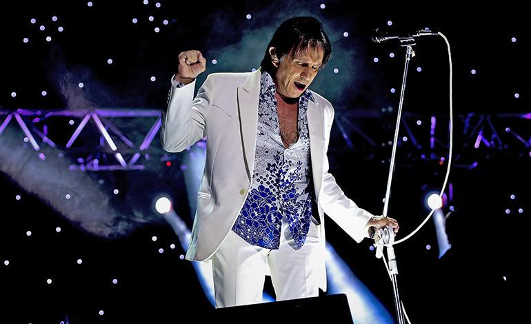 Roberto Carlos, alma de la música latina