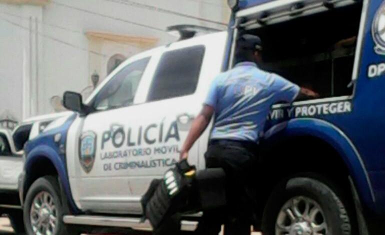 DPI llega a Intibucá a reforzar la investigación