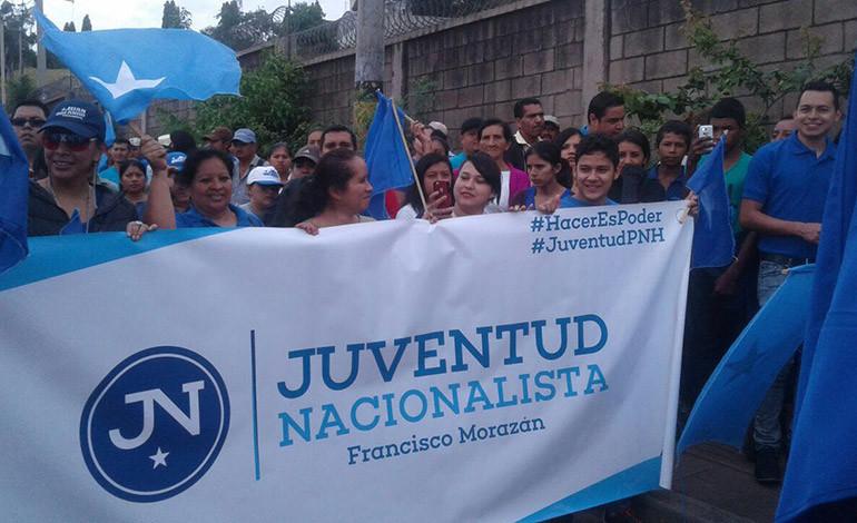 """Escrutinio final: Jóvenes superan a la """"vieja Guardia"""" del Partido Nacional"""