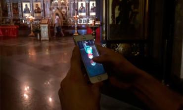 Un bloguero se expone a nuevos cargos en Rusia por jugar al Pokemon en una iglesia