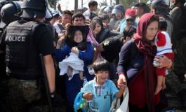 Activistas sirios denuncian desplazamiento forzoso de refugiados en frontera