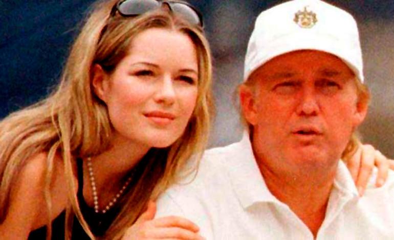 La millonaria a la que Trump dejó por Melania