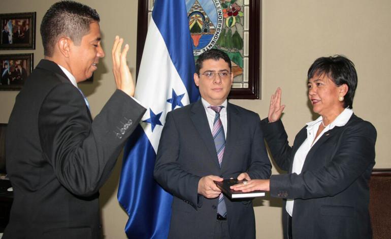 Martha Doblado nombrada viceministra de coordinación