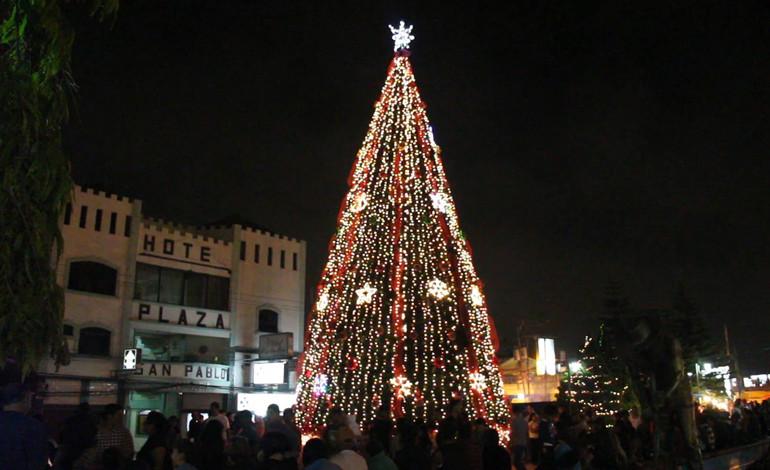 Alegría de Navidad 2016 ilumina a Siguatepeque