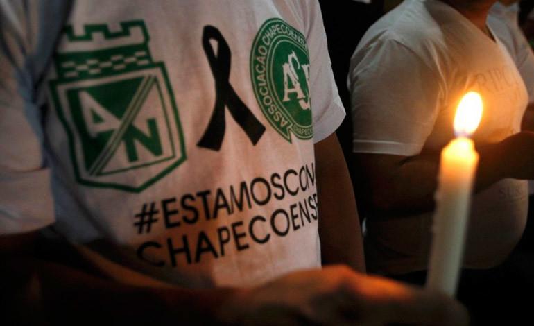 Tragedia Chapecoense: restos mortales llegarán mañana a Brasil