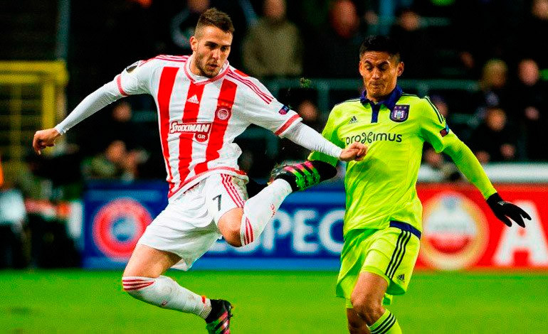 Andy Najar y Anderlecht avanzan en la Europa League