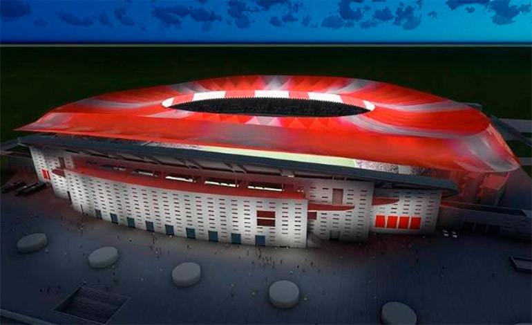 VÍDEO: Atlético de Madrid presenta su nuevo estadio, el 'Wanda Metropolitano'