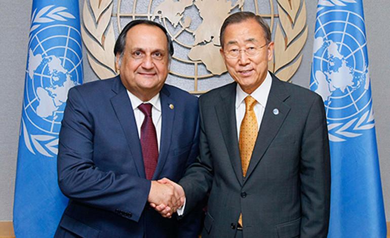 Honduras nomina a salvadoreño en la presidencia del Consejo de Derechos Humanos
