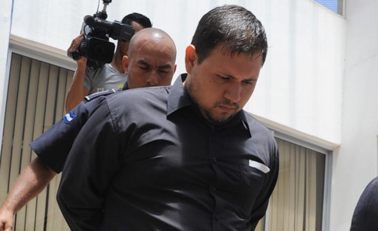 Envían a Tribunales expediente del asesino del abogado Montes