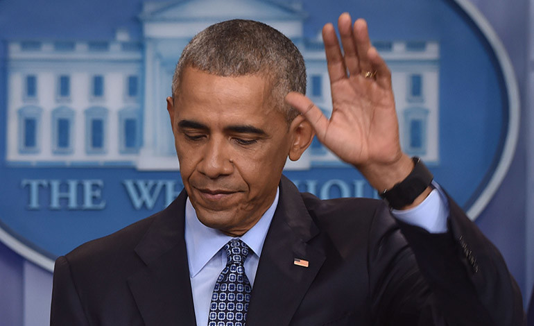 Obama promete denunciar lo injusto durante presidencia de Trump