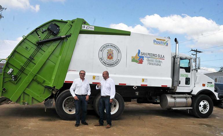 Lista Sulambiente para recolectar basura al 100%