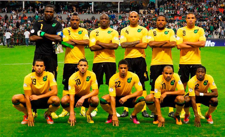 Jamaica anuncia lista para el amistoso contra Honduras