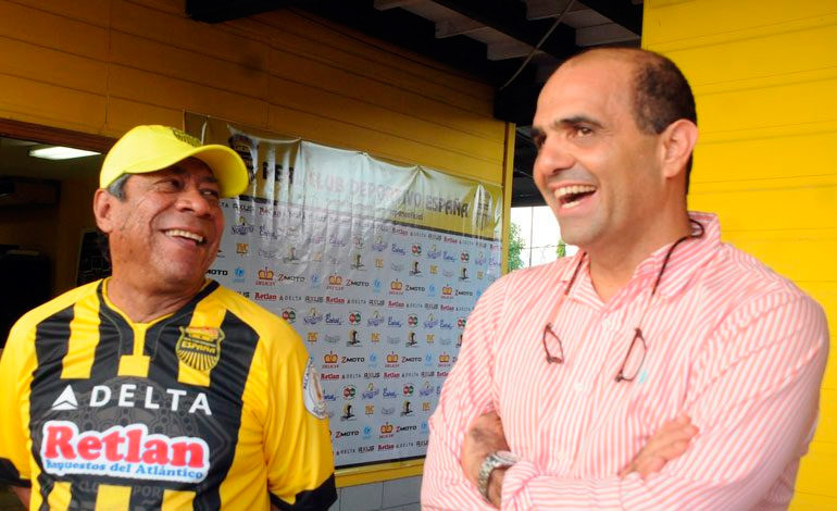 Fuad Abufele: 'Con Primi queremos dos campeonatos'