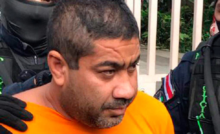Costa Rica resolvería extradición de Wilter Blanco esta semana
