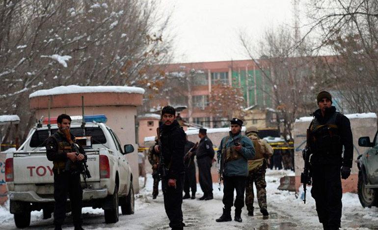 Seis muertos en un atentado suicida en Afganistán