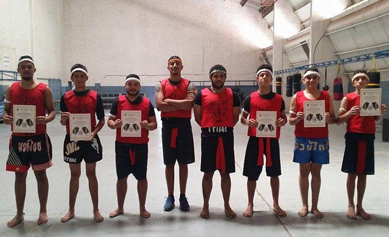El Muay Thai asciende a seis deportistas