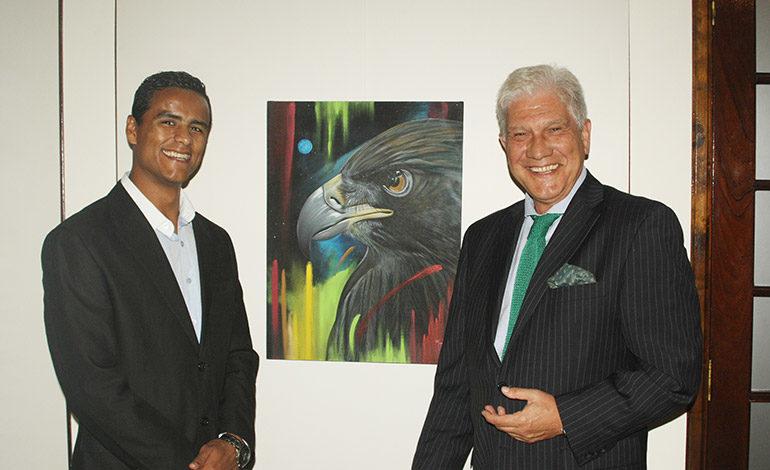 """""""Mundo, Color y Vida"""" se expone en la embajada Argentina"""