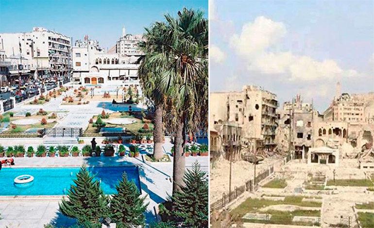 ¿Será posible reconstruir Alepo, tesoro de la humanidad?