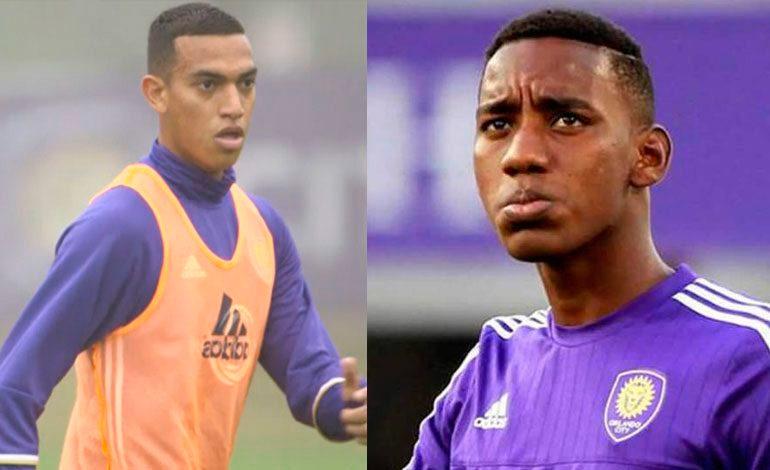 Orlando City descarta a los hondureños Devron García y Bryan Róchez