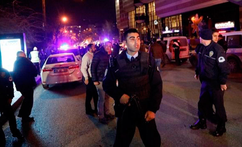 Detienen a 400 personas ligadas al Estado Islámico