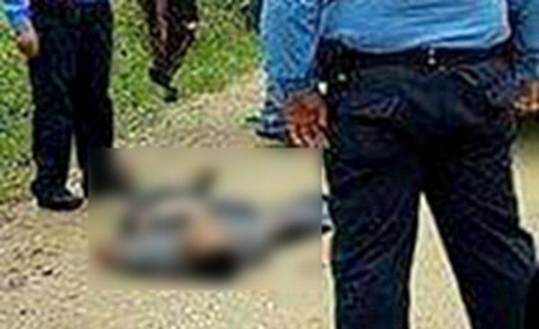 Hallan un hombre sin vida en Puerto Cortés