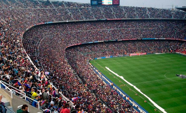 """El Camp Nou """"debe ser una olla a presión"""", pide Luis Enrique"""