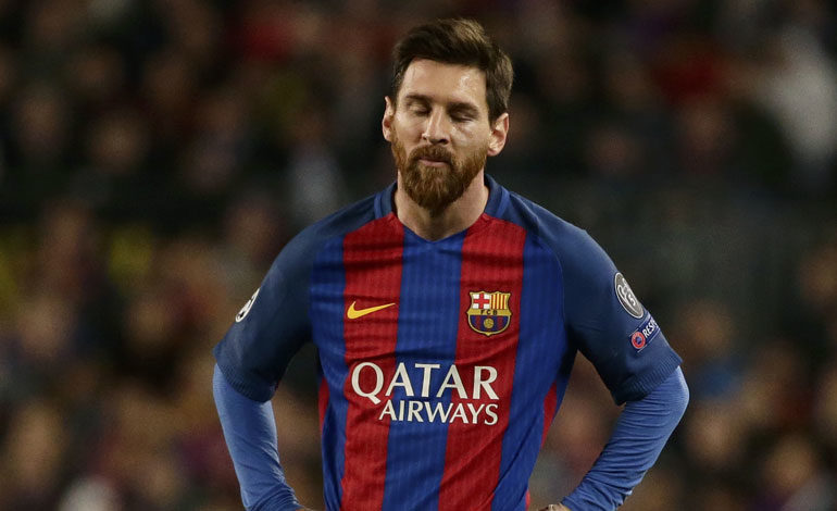 Messi se queda en 11 goles en Champions y sólo Ronaldo parece poder destronarle