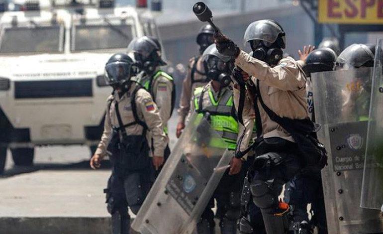Muere una mujer cerca de protesta en estado venezolano de Táchira