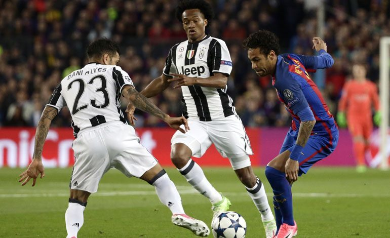 No hubo milagro, Juventus eliminó al Barcelona