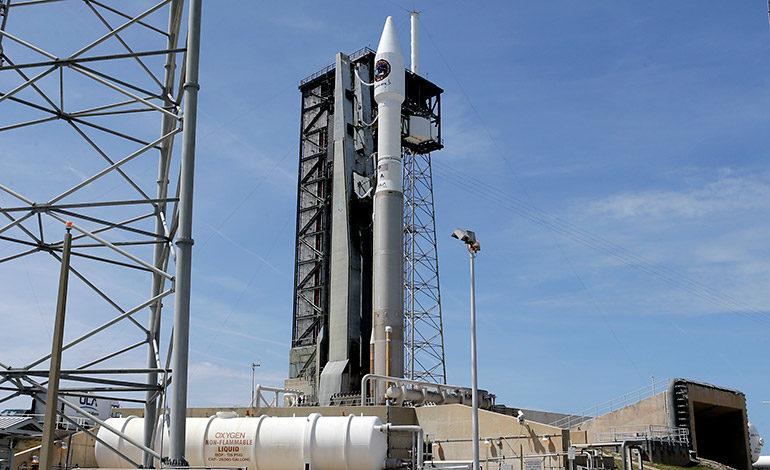 NASA ofrece video de 360 grados de lanzamiento de cohete
