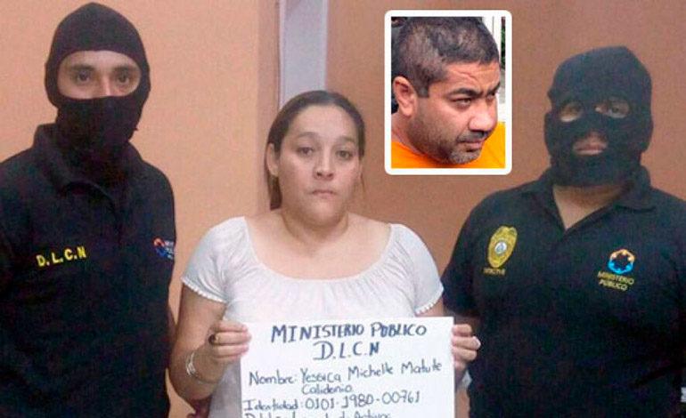 Dictan 11 años de cárcel a la exmujer de Wilter Blanco