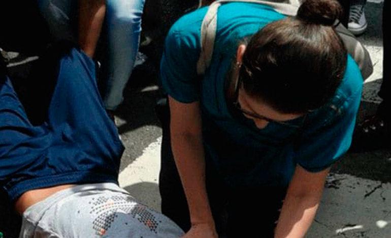 Venezuela: Muere manifestante de la oposición tras ser tiroteado