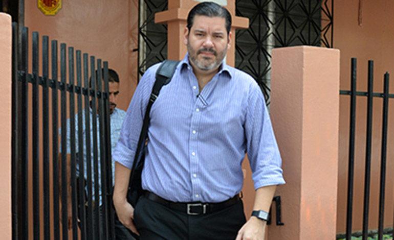 "Roque Pascua: ""ojalá que ataques de Fuad no sea en busca de algo particular"""