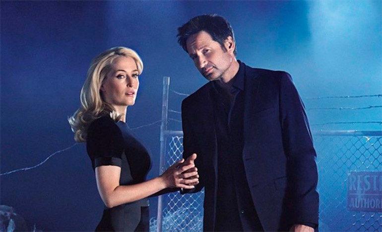 """""""The X-Files"""" regresará con una nueva temporada de diez episodios"""