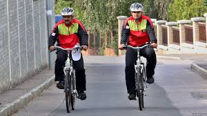 Afghans Cycling 4 Peace