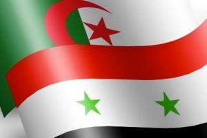 Algeria aid Syrian