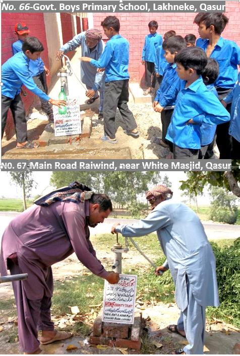 Projects | 100 Water Pumps for School Children | LaunchGood