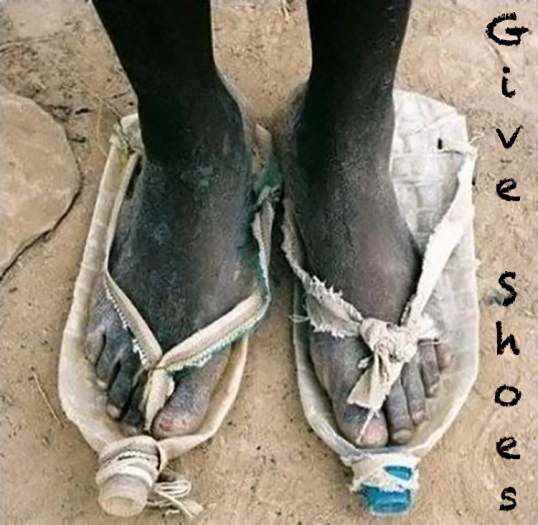 Projects | Soles for Souls | LaunchGood