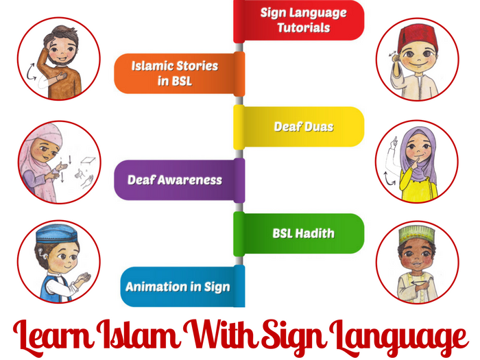 Enabledmuslim New Project Supporting >> Projects Learn Islam With Sign Launchgood