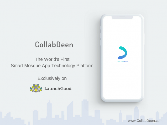 Projects | CollabDeen - The Smart Mosque App for Every Community