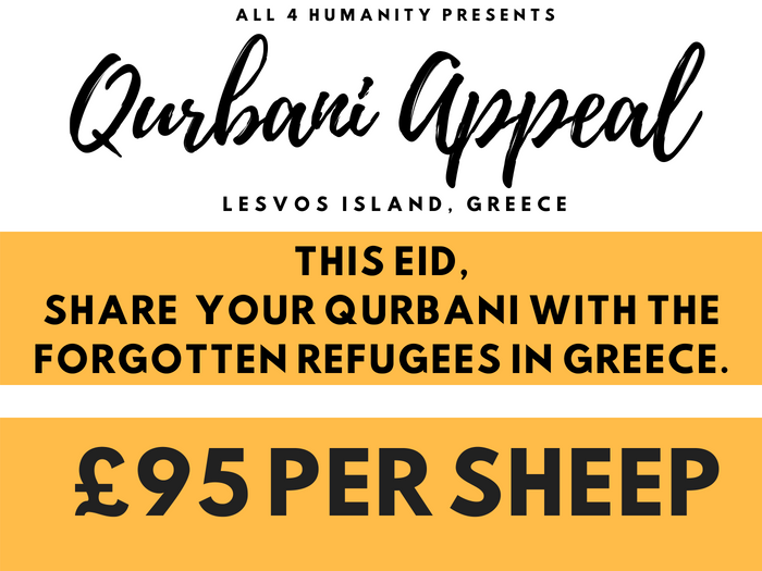 Projects | Qurbani Appeal 2018 | LaunchGood