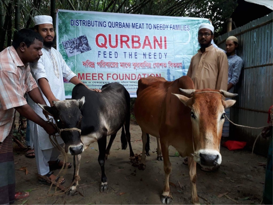 Projects | Qurbani Appeal for Bangladesh / Rohingya Refugees