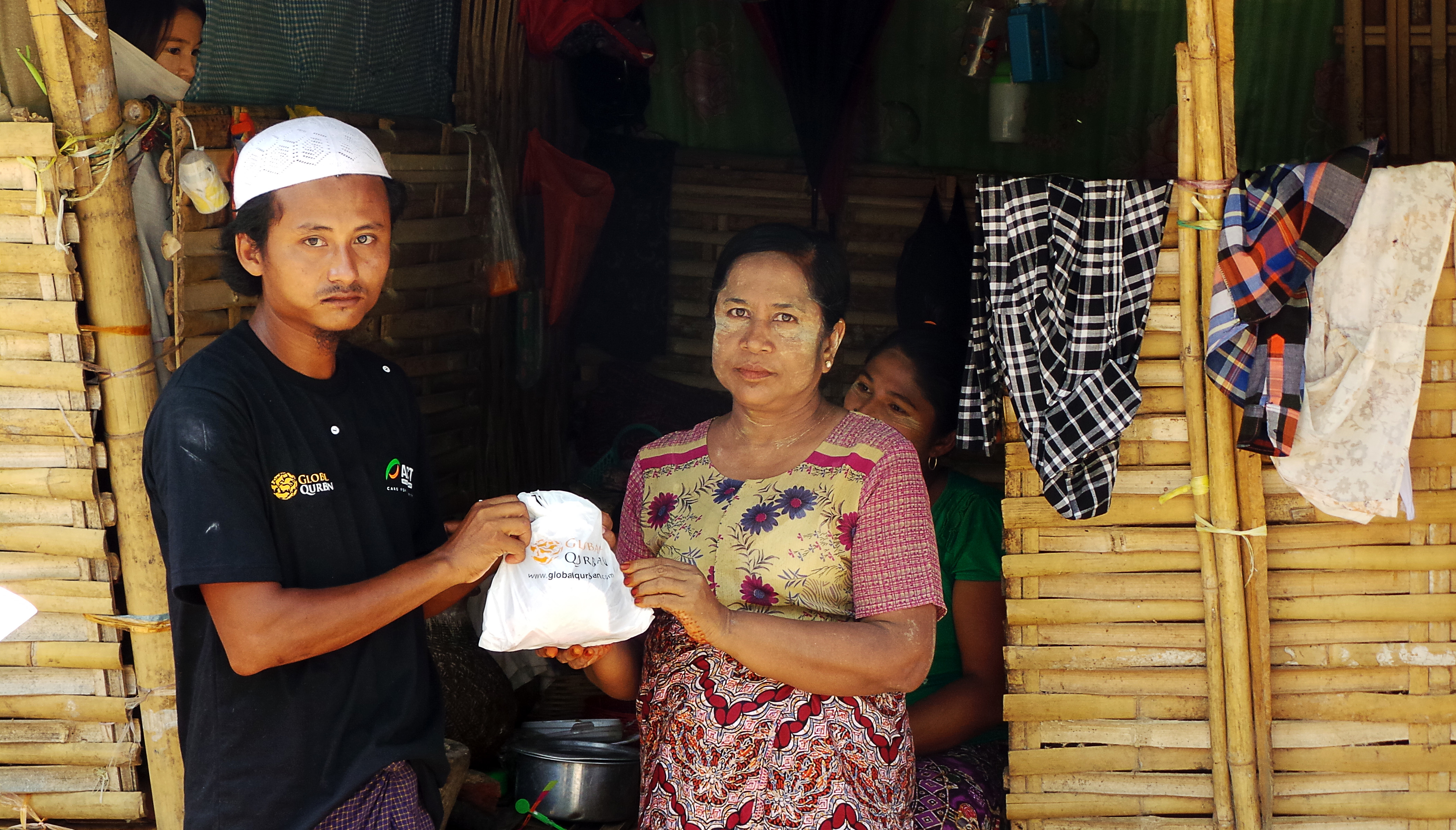 Projects | Qurbani / Udhiyah for Rohingya in Myanmar