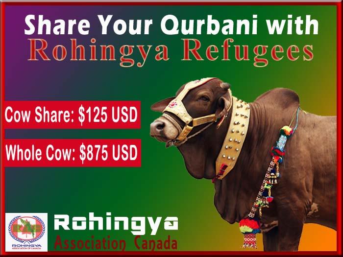 Projects | Udhiya / Qurbani For Rohingya | LaunchGood