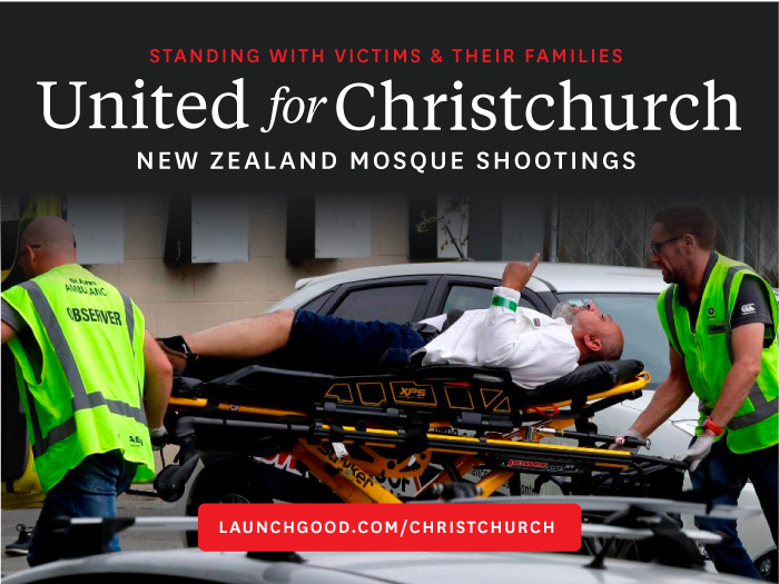 Shootings In Christchurch Photo: United For Christchurch Mosque Shootings