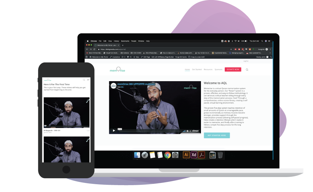 Projects | Memorise the Quran | LaunchGood