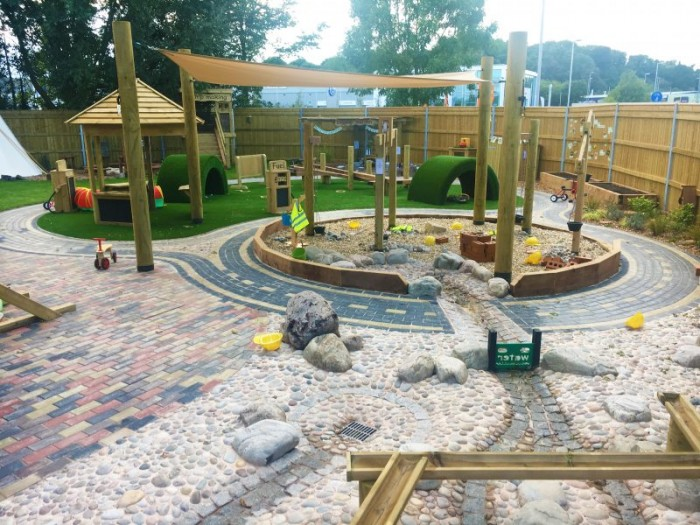 Projects Deenway Montessori Schools Active Community Space